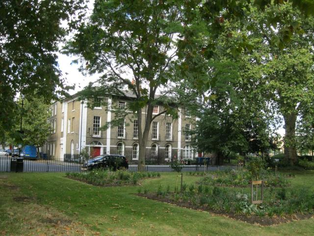 Addington Square Garden