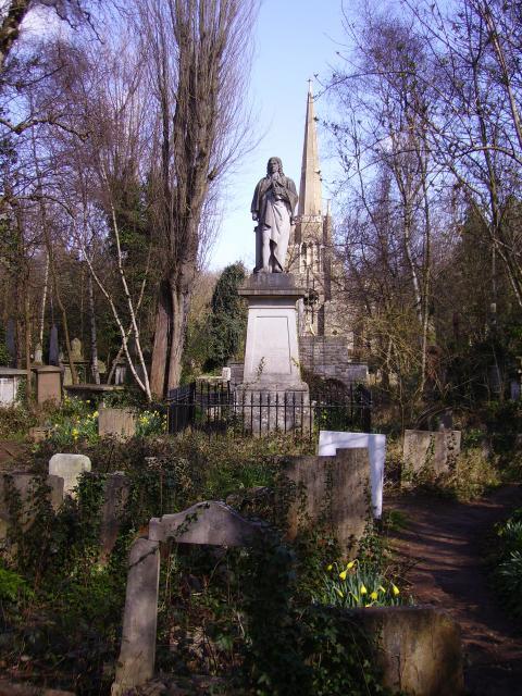Abney Park Cemetery *