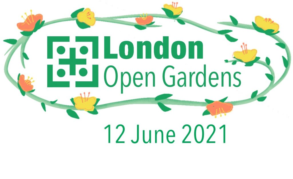 London Open Gardens 12 June 2021